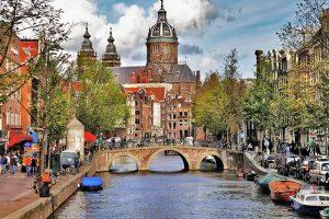 فنادق رخيصة في امستردام