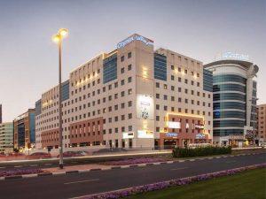 فندق سيتي ماكس من افضل سلسلة فنادق دبي