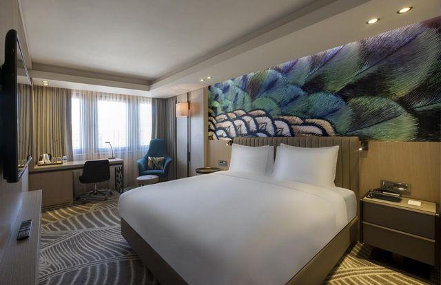 فندق دبل تري باي هيلتون اسطنبول سيركجي 1