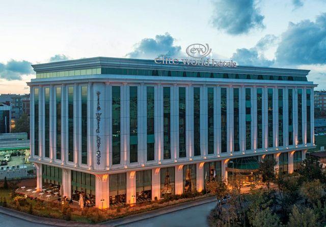فندق ايليت اسطنبول