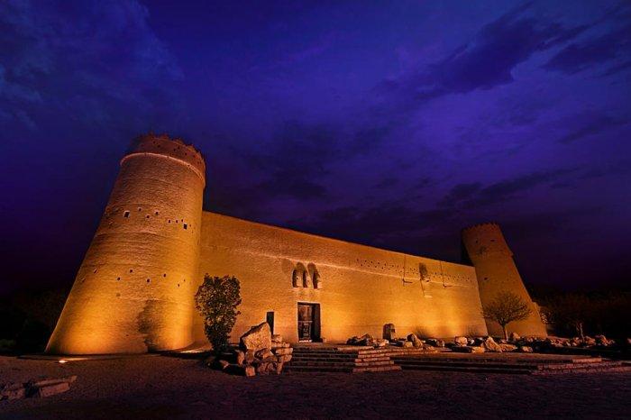 قصر المصمك في الرياض