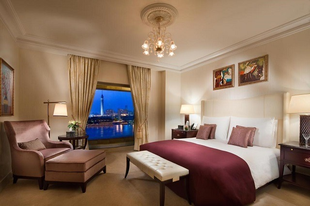 افضل الفنادق في القاهرة على النيل