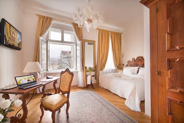 فنادق براغ التشيك