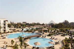 فندق بيراميدز الهرم الجيزة القاهرة