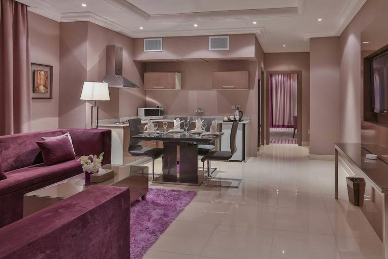 افضل شقق فندقية في الرياض