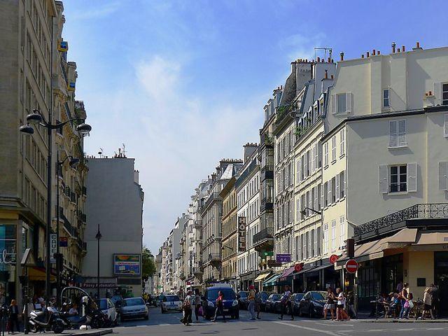 اجمل شوارع باريس