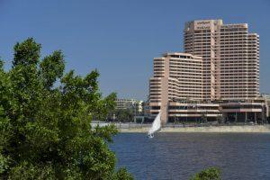 فندق سميراميس من افضل فنادق القاهرة