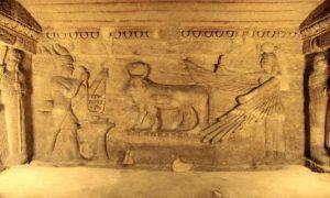 مقابر كوم الشقافة - الاسكندرية