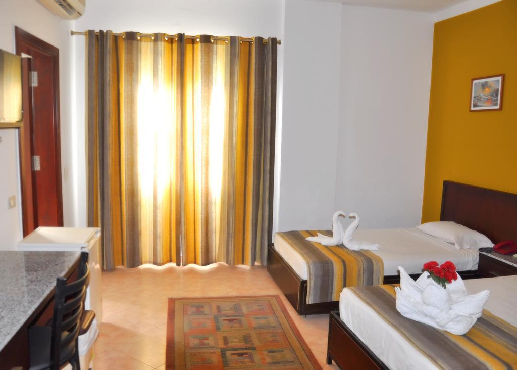 فندق نعمة ان من افضل فنادق شرم الشيخ ثلاث نجوم من حيث الموقع.