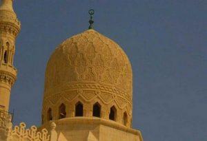 مسجد المرسي أبو العباس من اهم معالم الاسكندرية