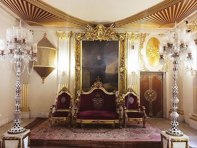 قصر محمد على بمنيل الروضة