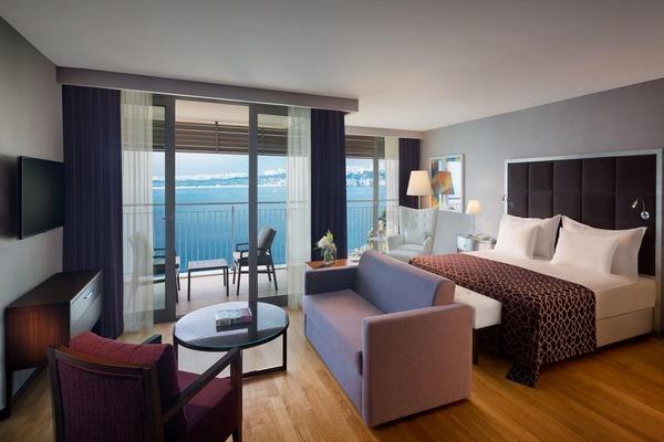تتمتع  افضل فنادق انطاليا 5 نجوم بإطلالات بحرية جميلة