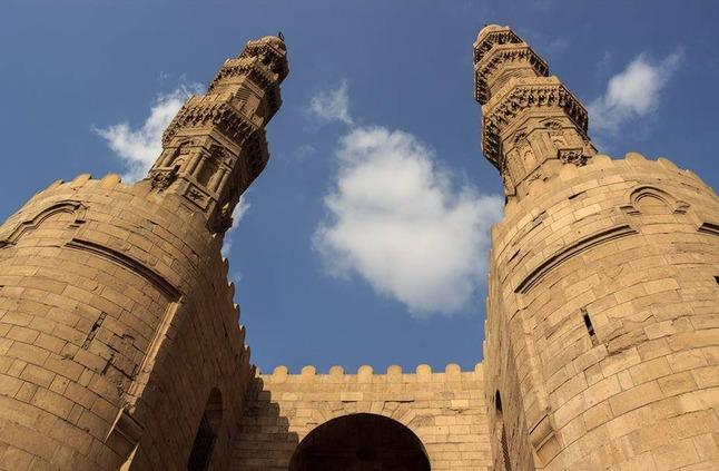 باب زويلة بالقاهرة