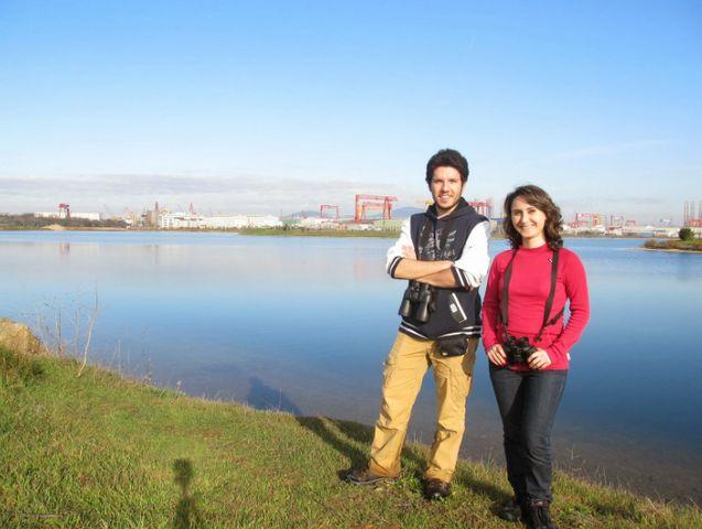 بحيرة السمك في طرابزون