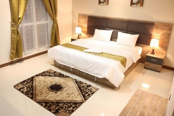 ديكورات رائعة ومساحات إقامة واسعة في افضل شقق فندقيه في بريده