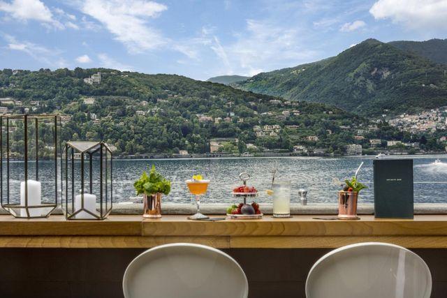 إطلالات ساحرة على بحيرة كوكو في افضل الفنادق في كومو ايطاليا
