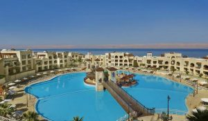 فندق كراون البحر الميت الأردن