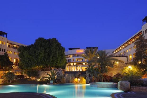 فندق ماريوت البحر الميت