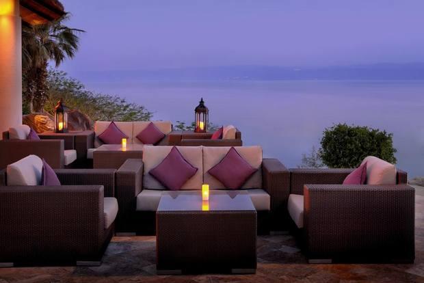 فندق ماريوت البحر الميت في الاردن