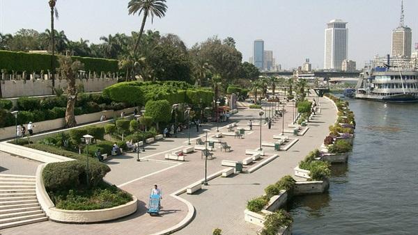 حديقة الاندلس القاهرة