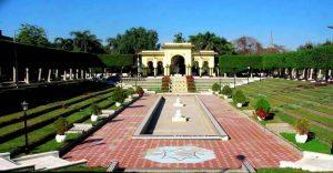 حديقة الاندلس من اجمل حدائق القاهرة