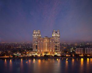 فندق فيرمونت القاهرة من أفضل فنادق القاهرة