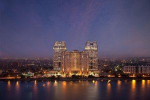 فندق فيرمونت نايل سيتي القاهرة من أفضل فنادق العاصمة