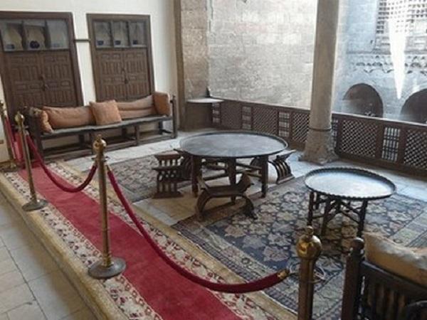 متحف جاير اندرسون بيت الكريتلية