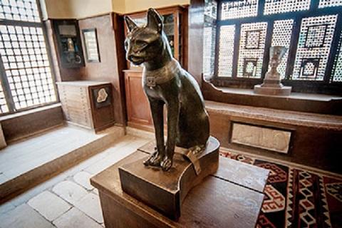 متحف جاير اندرسون بالقاهرة