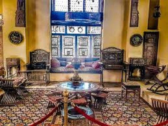 متحف جاير اندرسون في القاهرة