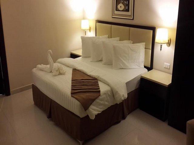 فندق جراند ايست البحر الميت