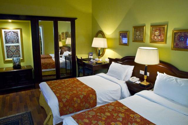 مميزات فندق هلنان اوبرج في الفيوم
