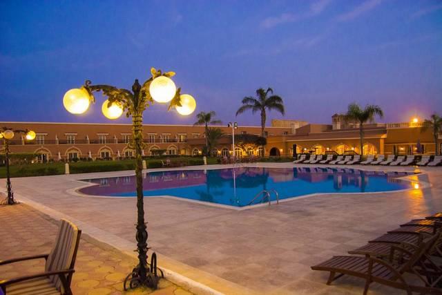 فندق هلنان اوبرج الفيوم بحيرة قارون