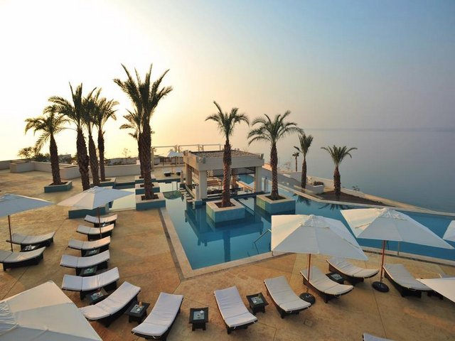 فندق هيلتون البحر الميت الأردن