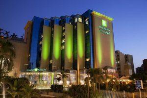فندق هوليدي ان القاهرة من افضل فنادق العاصمة