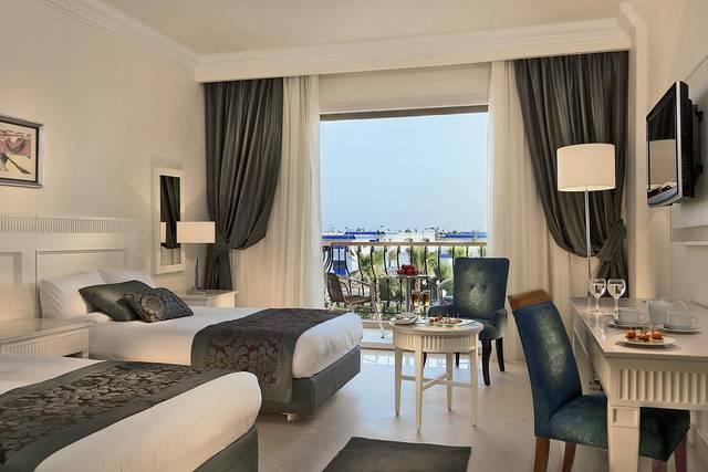 وصف فندق ابروتيل ال ميركاتو شرم الشيخ مصر