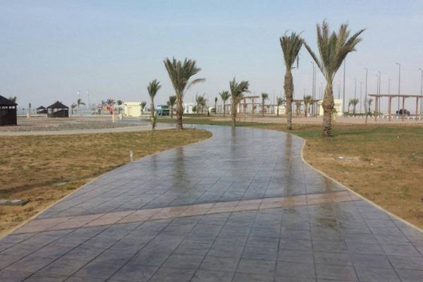 شاطئ السيف مدينة جدة