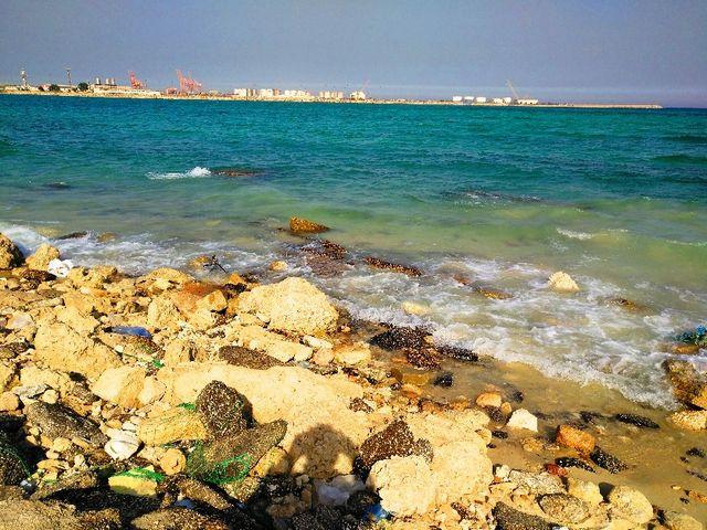 شواطئ الجبيل في السعودية