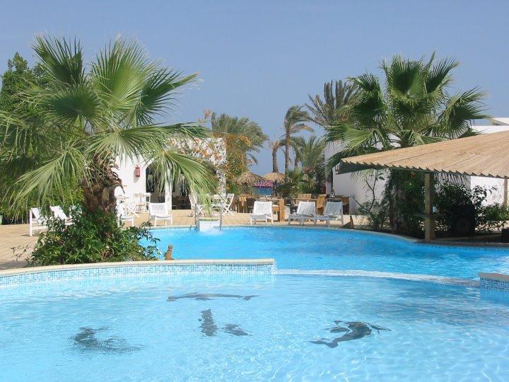 فندق كنابش شرم الشيخ من أفضل فنادق المدينة