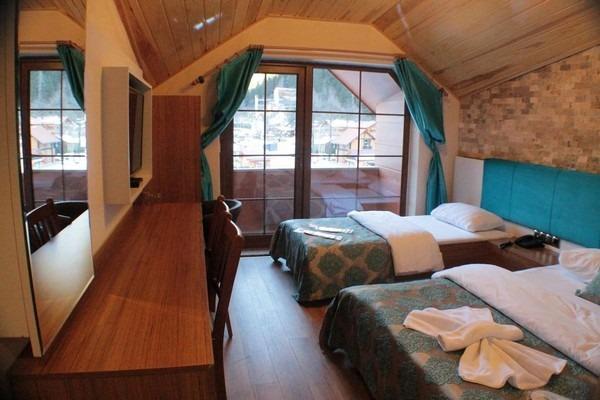 فندق كيليس اوزنجول