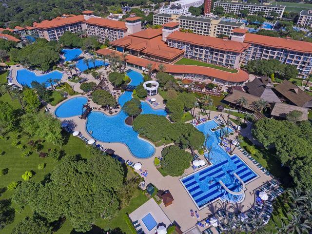 فندق أي سي فنادق غرين بالاس كيدز كونسيبت من افضل فنادق انطاليا لارا