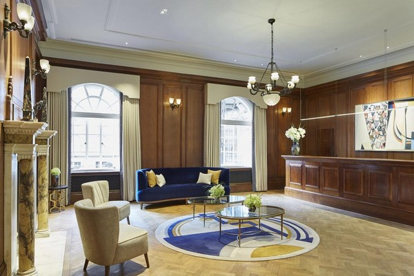 فندق ماريوت لندن كاونتي هول