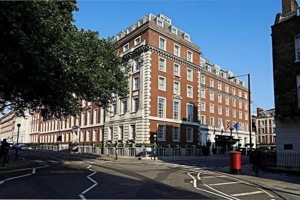 فندق ماريوت لندن جروفنر سكوير