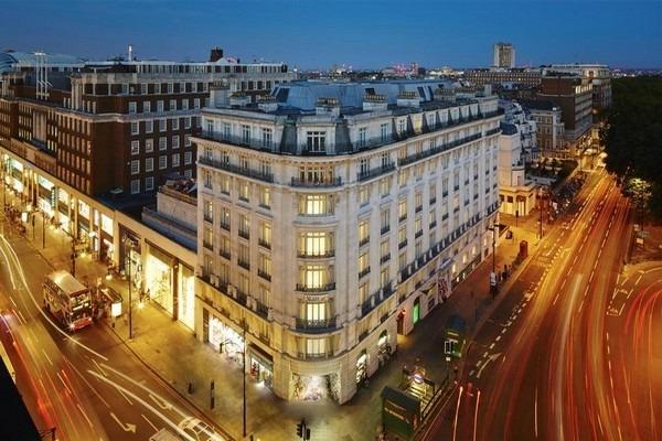 فندق ماريوت لندن بارك لين الأفضل بين فروع الماريوت لندن من حيث الموقع المركزي