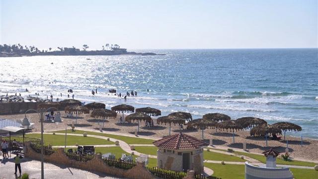 شاطئ المعمورة هو واحد من أفضل شواطئ الاسكندرية الخاصة