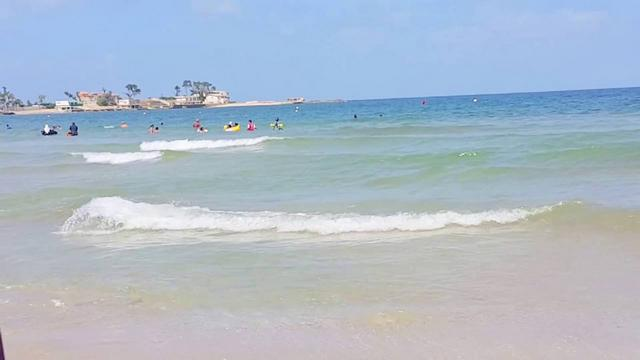 شاطئ المعمورة الاسكندرية