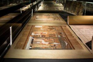 متحف المخطوطات والكتب الناردة من متاحف الاسكندرية الراقية