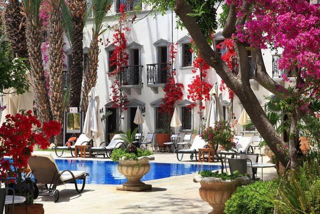 مميزات فندق مارينا فيستا في بودروم