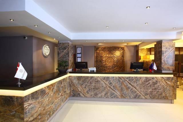 أسعار فندق مارينا فيستا بودروم تركيا