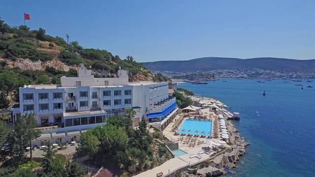 حجز فندق مافي كومسال بودروم تركيا
